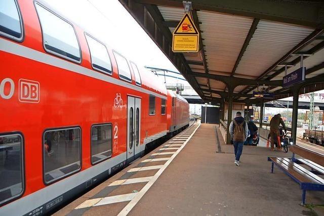 In Gundelfingen sollen künftig morgens viel weniger Züge halten