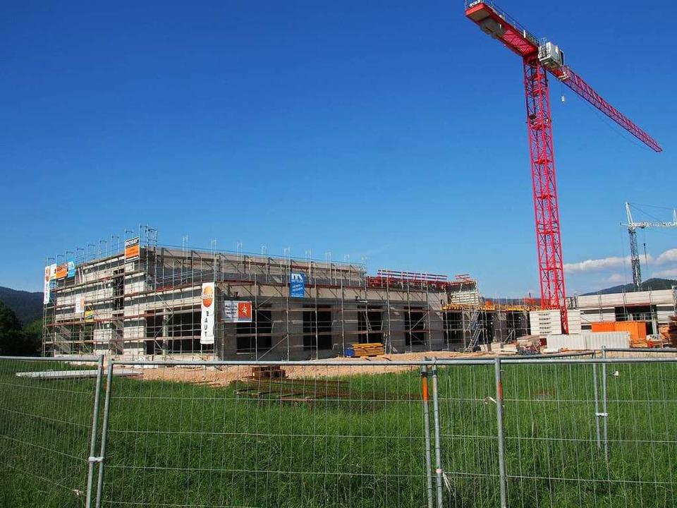 Der Neubau von Testo Industrial Servic...und schafft 200 weitere Arbeitsplätze.  | Foto: Markus Donner