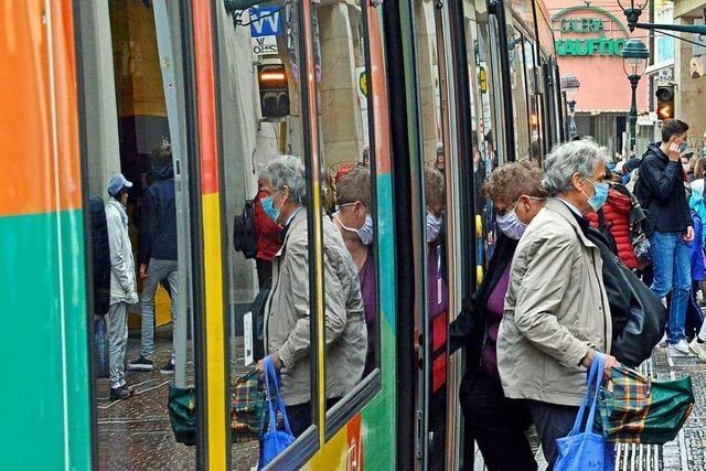 Freiburger Bahnen und Busse fahren bald wieder nach regulärem Fahrplan