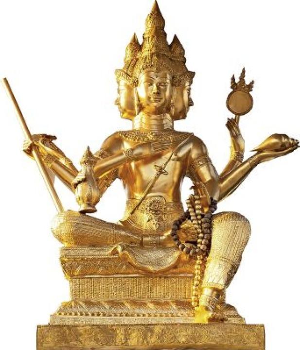 Brahma – Schöpfungsgottheit  | Foto: chalermphon - stock.adobe.com