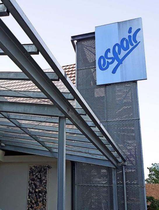 """Sein Name ist hier Programm: der Verein """"Espoir"""" in Colmar     Foto: Oisel"""