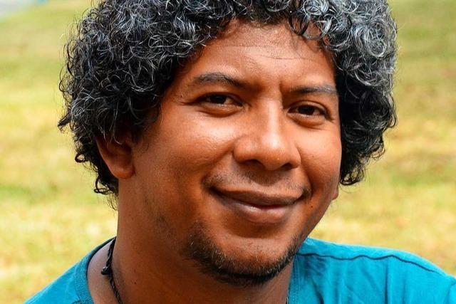Roy Fedricks Zelaya erzählt, wie er Rassismus im Alltag erlebt