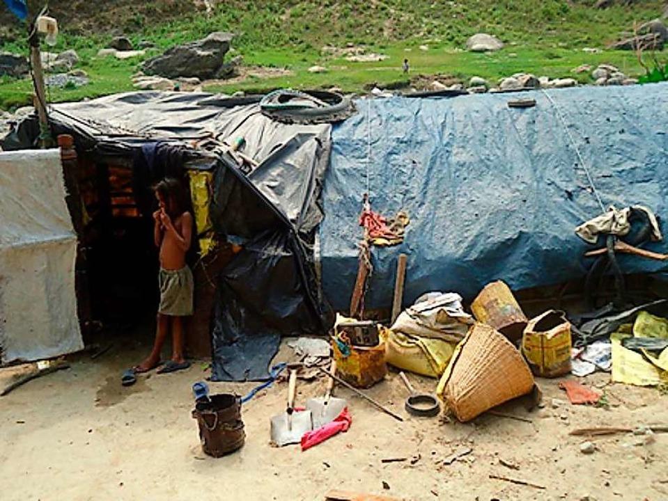 Arbeitern fehlen nicht nur Eier und an...derzeit ohne Einkommen und Versorgung.  | Foto: Verein