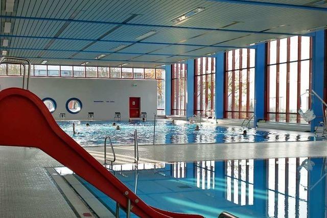 In Neuenburg wird bald das Hallenbad anstelle des Freibads geöffnet