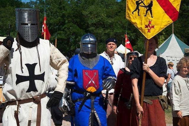 Die historische Sonnwendfeier in Eschbach fällt in diesem Jahr aus