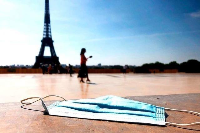 Höhere Strafen: Wie Paris dem Masken-Müll den Kampf ansagt
