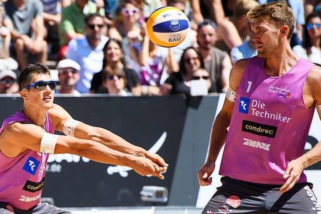 Beach-Liga: Beim neuen Format schaut der Volleyballverband nur zu