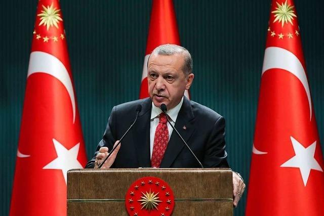 Erdogans neue Wächtertruppe
