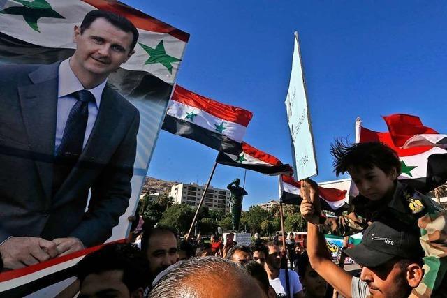 Neuer Aufruhr in Syrien