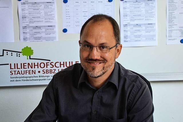 Hilfe in den Berufseinstieg an der Lilienhofschule ist gefährdet