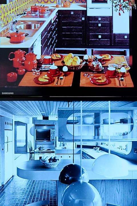 Inneneinrichtung der 50er bis 70er: Vi...nderes avancierte zum Designklassiker.  | Foto: Savera Kang