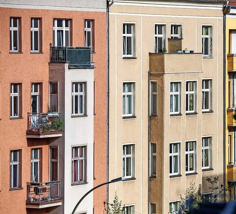Die  vermietete Eigentumswohnung als K...winn bis zu Verlust ist alles möglich.  | Foto: Zacharie Scheurer