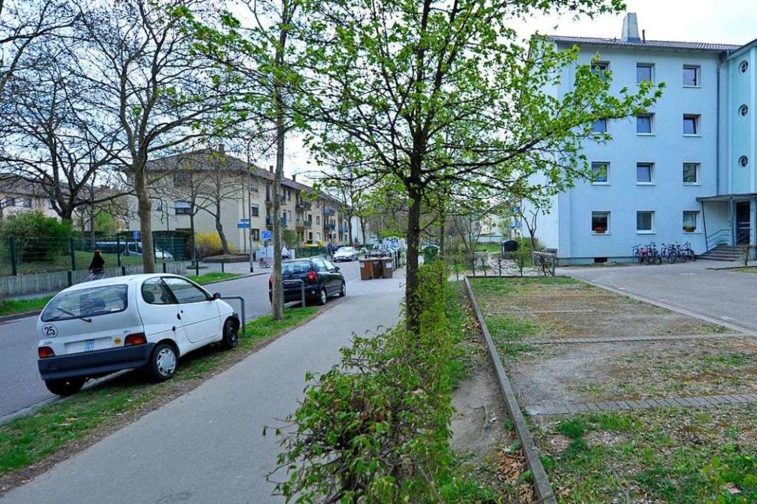 In der Feldbergstraße in Freiburg-Hasl...erletzung zugefügt haben (Archivbild).    Foto: Michael Bamberger