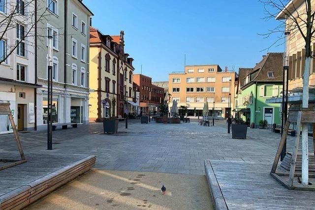City Partner warnen vor leerem und ödem Stadtzentrum