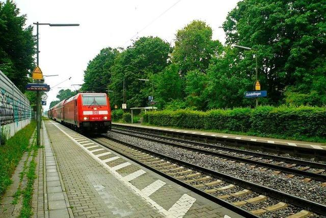 Ab Oktober sollen in Gundelfingen wieder mehr Züge halten