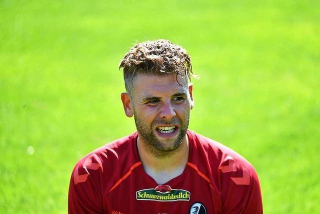 Yoric Ravet verlässt den SC und kehrt nach Grenoble zurück