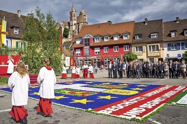 Das Stadtpatrozinium wird trotz Corona gefeiert