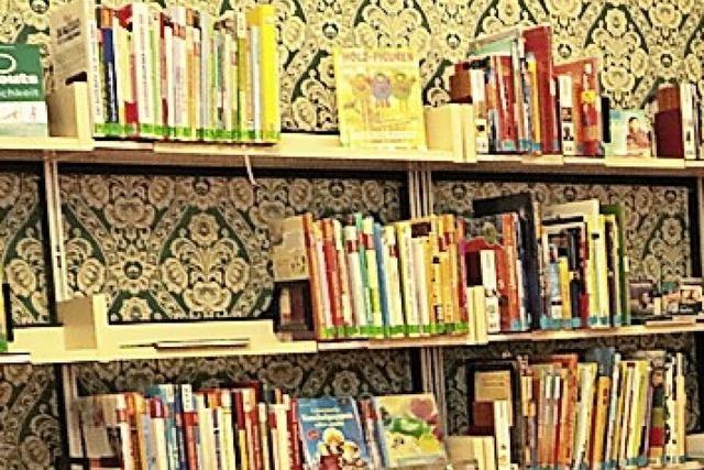 Quarantäne in Stadtbibliothek