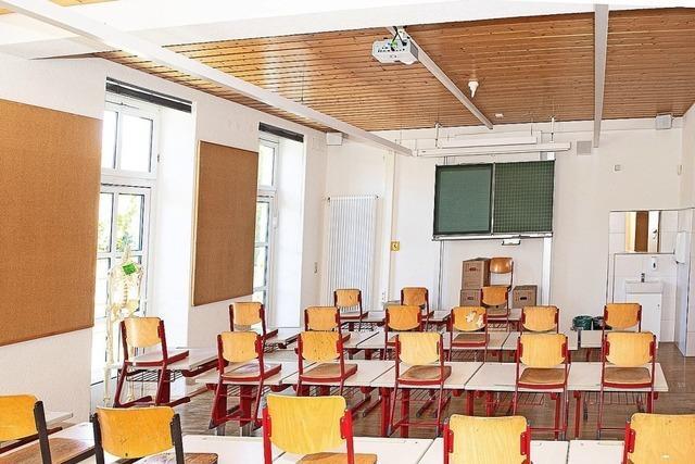 Schulstart in neuen Räumen