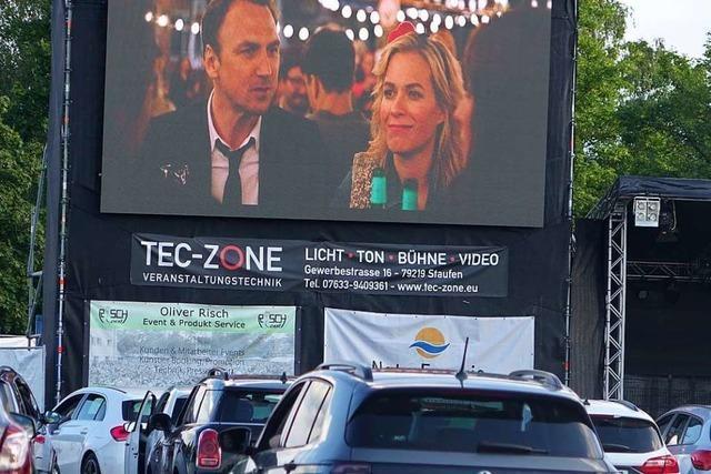 Das Rheinfelder Sommerfestival startet mit Autokino