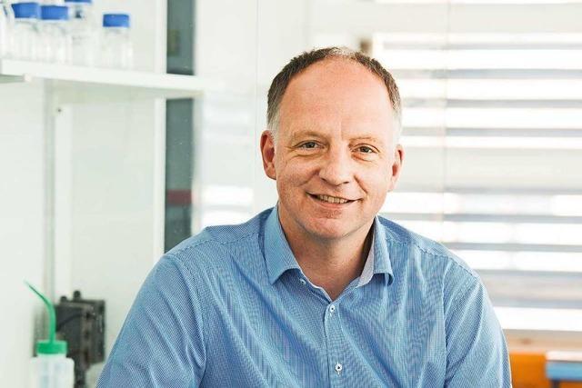 Lörracher leitet das Friedrich Miescher Institut in Basel