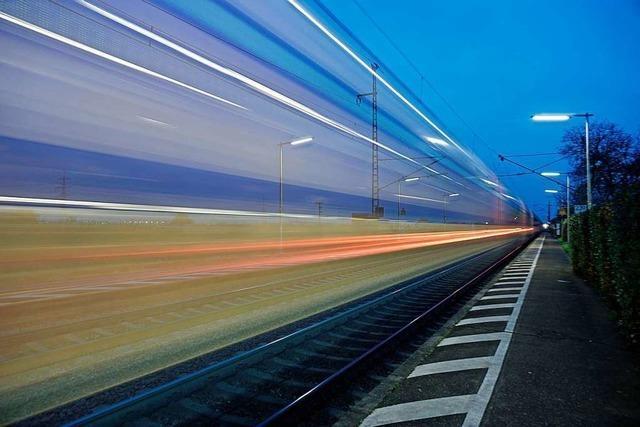 Für Pendler aus Auggen verschlechtern sich die Zugverbindungen