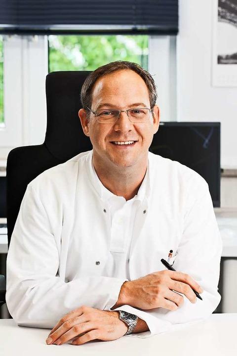 Jörg Becker, einer der beiden geschäftsführenden Gesellschafter  | Foto: Mathias Osti