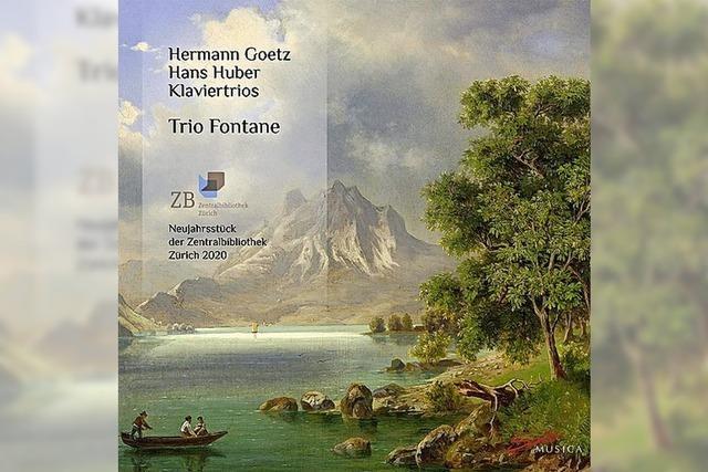 CD: KLASSIK: Schweizer Romantik