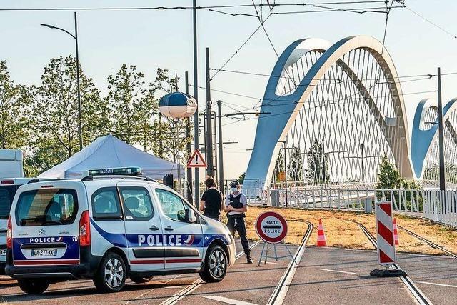 Irritation um Grenzöffnung – Frankreich und die Schweiz sind früher dran
