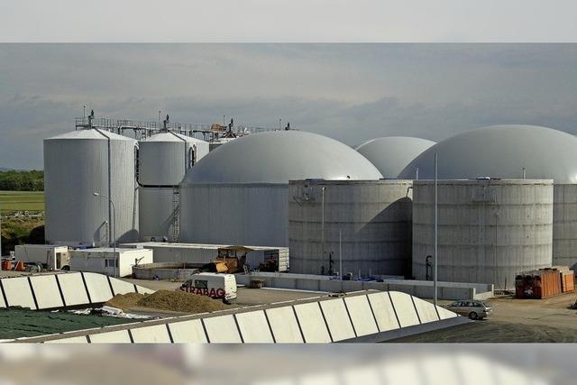 Biomethanbranche vor dem Absturz