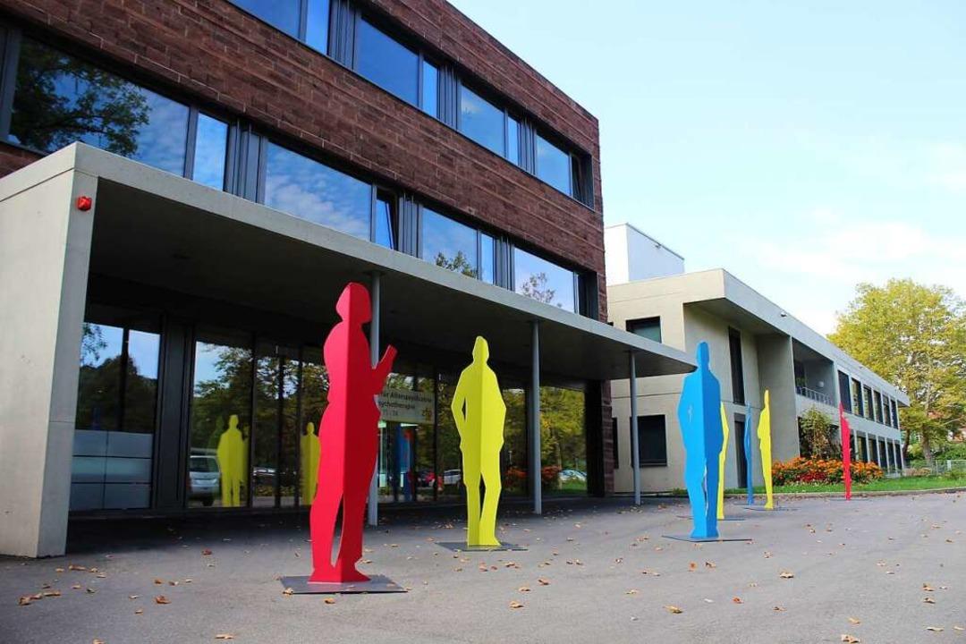 Die Klinik für Alterspsychiatrie und Psychotherapie auf dem Gelände des ZfP    Foto: Joshua Kocher