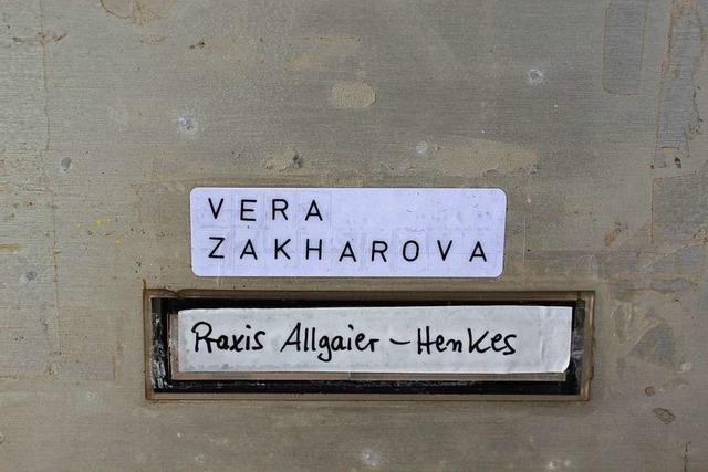 Vera Zakharova übernimmt Arztpraxis in Eisenbach