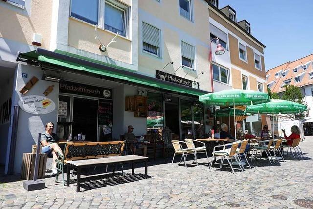 Verhaltener Start bei Cafés und Restaurants in der Ortenau