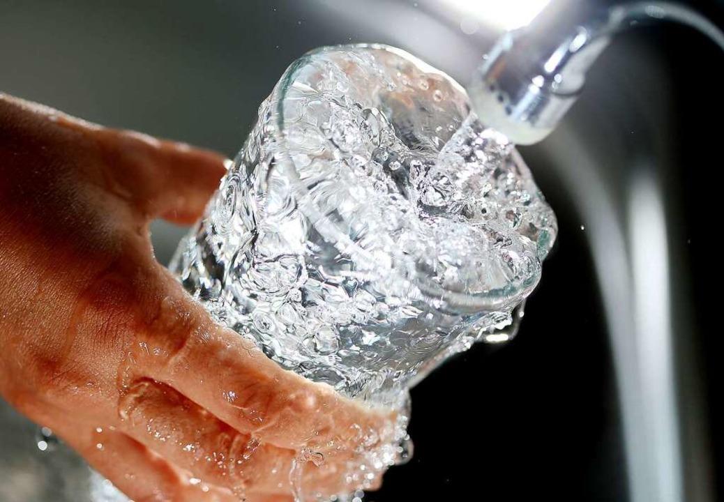 Privathaushalte haben mehr Wasser verbraucht.    Foto: Oliver Berg
