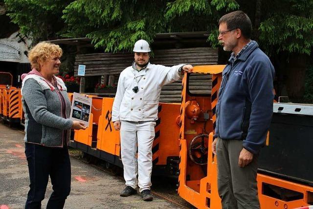 Zeitschrift enthält bisher unveröffentlichtes Material zum Bergbau in Wieden