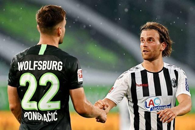 Lucas Höler demonstriert gegen Wolfsburg wieder Effizienz vor dem Tor