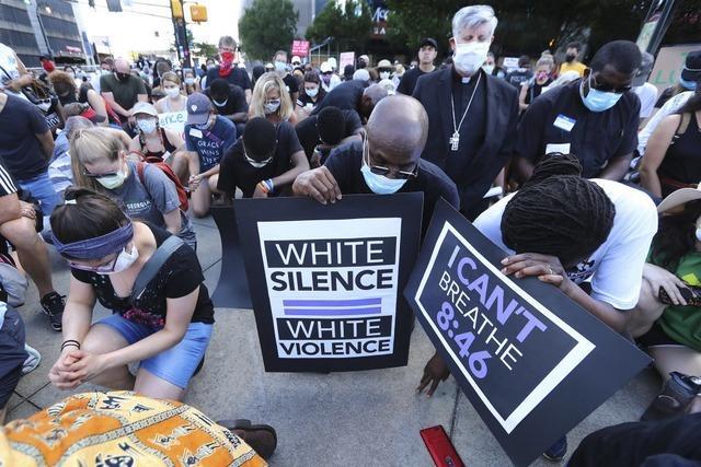 Newsblog: Polizisten erschießen Afroamerikaner in US-Großstadt Atlanta