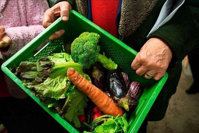 Foodsharer wollen im Markgräflerland Lebensmittel retten