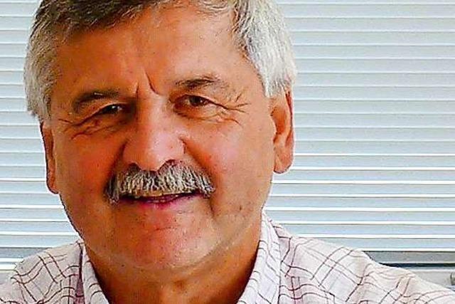 Kenzingen trauert um den Unternehmer Lothar Zipse