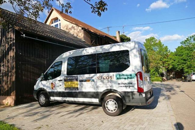 Nachfrage nach dem Bürgerbus in Efringen-Kirchen ist gering