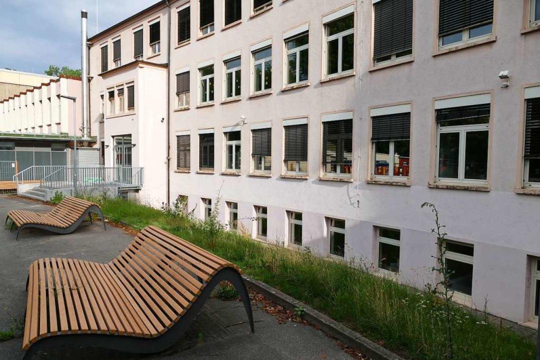 Deutlich mehr als in den vergangenen W...ngauer-Gymnasium in Breisach los sein.  | Foto: Frank Kreutner
