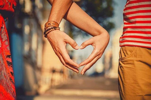 Wie es ist, wenn die Liebe anfängt: Die Geschichte eine Paars