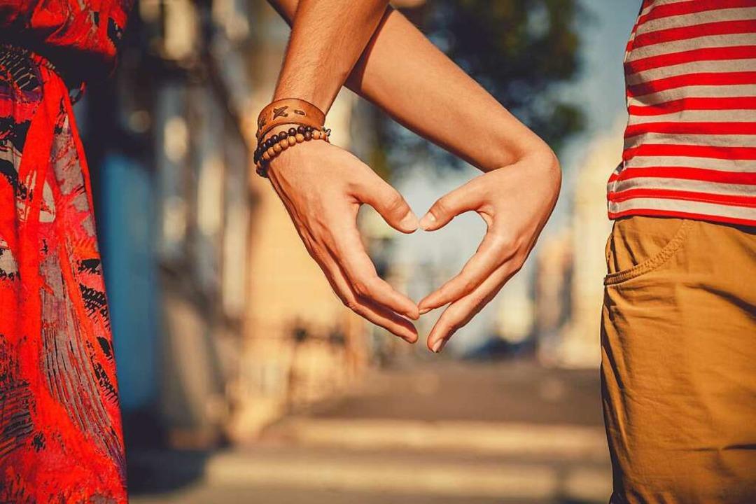 Wenn man nur noch an den einen oder an die eine denkt, ist man verliebt.  | Foto: Ira Budanova - stock.adobe.com