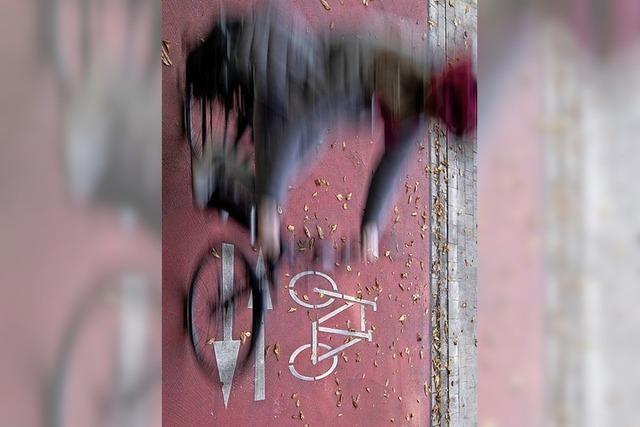 1,1 Millionen für Radschnellwege