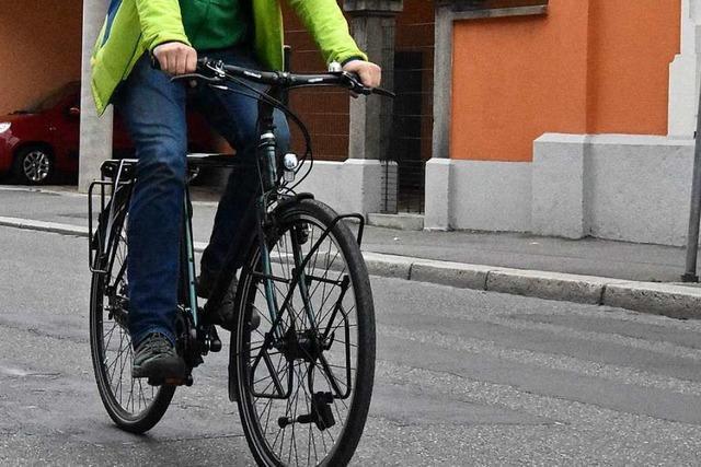 Das sind die fünf kritischsten Stellen für Radfahrer in Lörrach