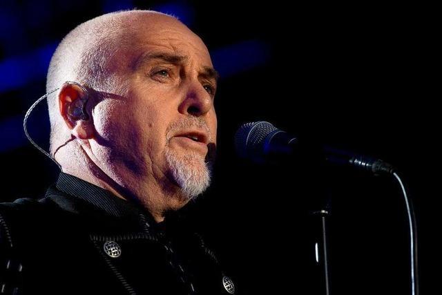Peter Gabriel bringt ein Album mit gesammelten Filmsongs heraus