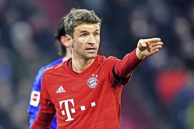 Müller fühlt sich missverstanden