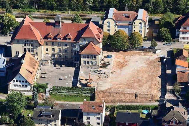 Friedrich-Ebert-Schule in Schopfheim steht vor dreifacher Herausforderung