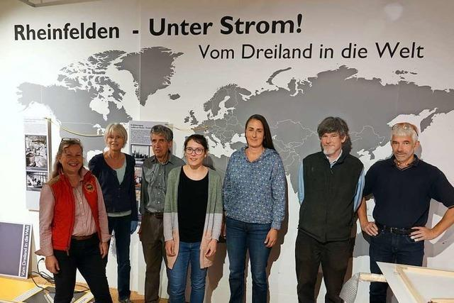 Das Fricktaler Museum im Schweizer Rheinfelden steht unter Strom