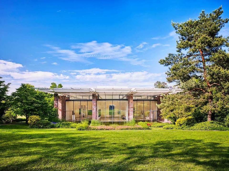 Der von Renzo Piano entworfene und in ...yeler  wurde im Oktober 1997 eröffnet.  | Foto: Mark Niedermann